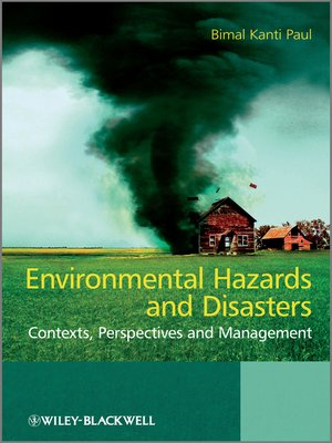 cover image of Environmental Hazards and Disasters