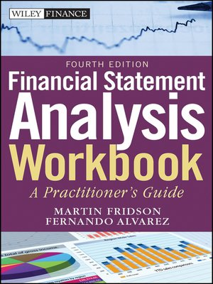 Financial Statement Analysis Workbook By Martin S Fridson
