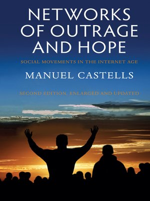 cover image of Networks of Outrage and Hope