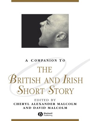 cover image of A Companion to the British and Irish Short Story