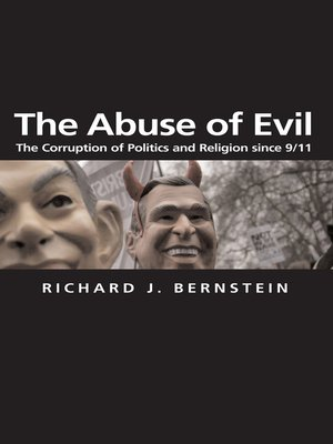 cover image of The Abuse of Evil
