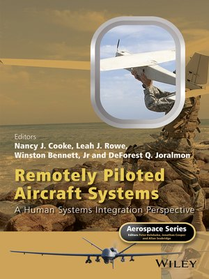 cover image of Remotely Piloted Aircraft Systems