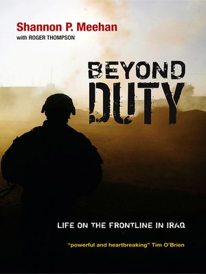 cover image of Beyond Duty