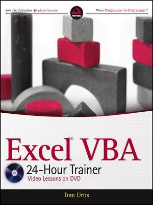 access 2007 vba programmer's reference pdf
