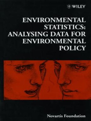 cover image of Environmental Statistics