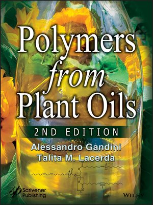 cover image of Polymers from Plant Oils