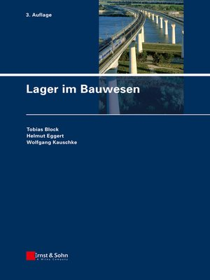 cover image of Lager im Bauwesen