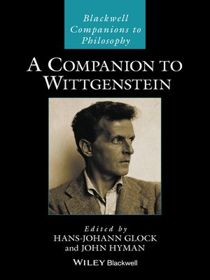 cover image of A Companion to Wittgenstein