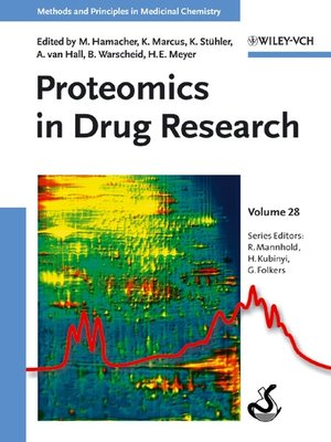 cover image of Proteomics in Drug Research, Volume 28