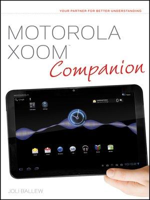 cover image of Xoom Companion
