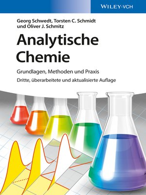 cover image of Analytische Chemie
