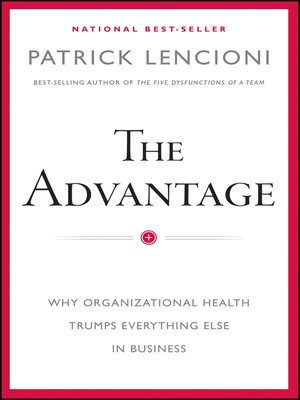 cover image of The Advantage