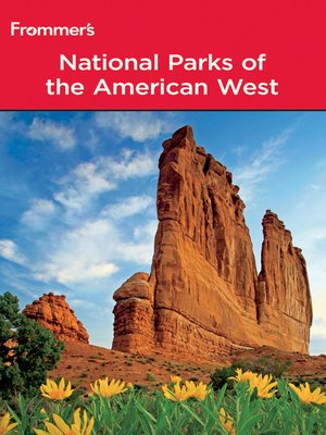 cover image of Frommer's National Parks of the American West