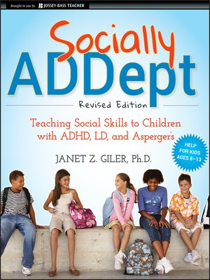 cover image of Socially ADDept