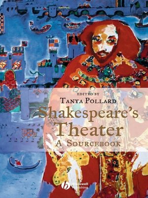 cover image of Shakespeare's Theater