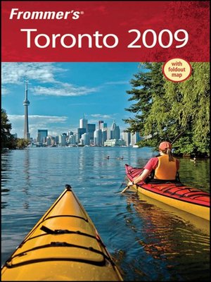 cover image of Frommer's Toronto 2009