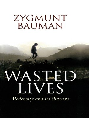 cover image of Wasted Lives