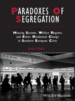 cover image of Paradoxes of Segregation