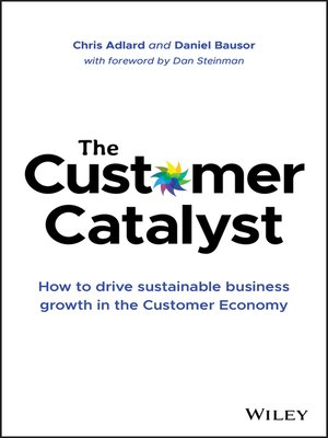 cover image of The Customer Catalyst