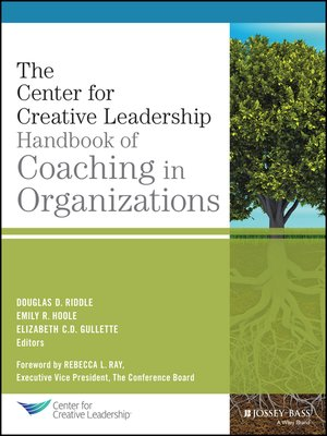 cover image of The CCL Handbook of Coaching in Organizations