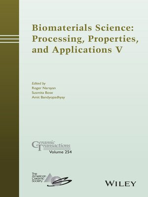 cover image of Biomaterials Science