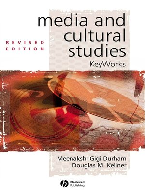cover image of Media and Cultural Studies
