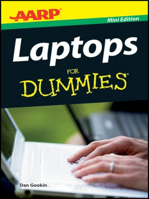 cover image of AARP Laptops For Dummies