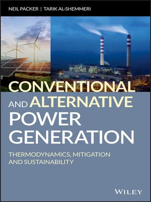 cover image of Conventional and Alternative Power Generation