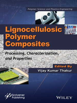 cover image of Lignocellulosic Polymer Composites