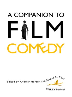 cover image of A Companion to Film Comedy