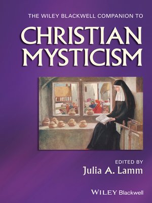 cover image of The Wiley-Blackwell Companion to Christian Mysticism