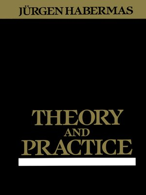 cover image of Theory and Practice