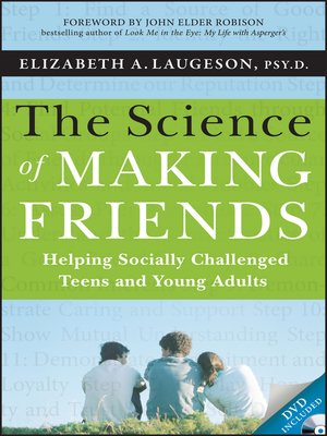 cover image of The Science of Making Friends