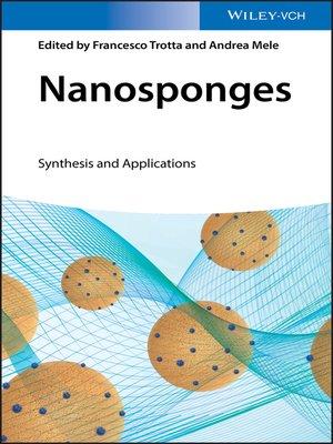 cover image of Nanosponges