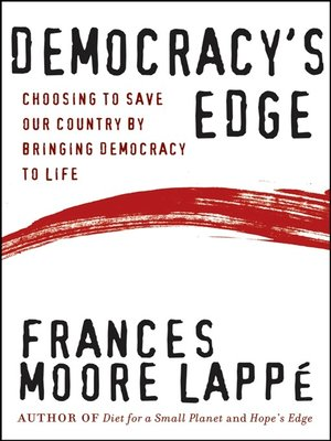cover image of Democracy's Edge