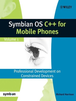 cover image of Symbian OS C++ for Mobile Phones