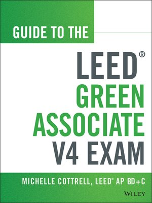 cover image of Guide to the LEED Green Associate V4 Exam