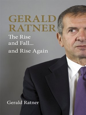 cover image of Gerald Ratner