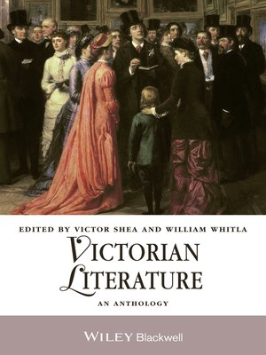 cover image of Victorian Literature
