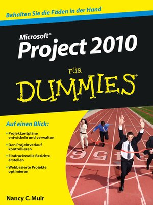 cover image of Project 2010 für Dummies