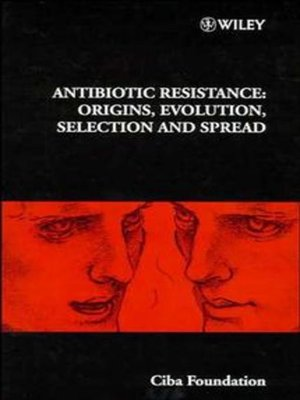 cover image of Antibiotic Resistance