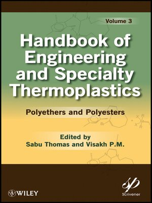 cover image of Handbook of Engineering and Specialty Thermoplastics