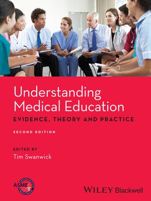 cover image of Understanding Medical Education