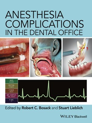 cover image of Anesthesia Complications in the Dental Office
