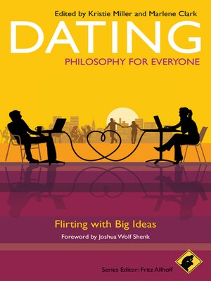 cover image of Dating--Philosophy for Everyone