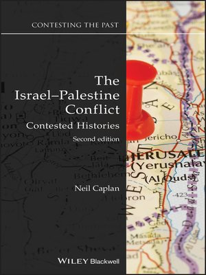 cover image of The Israel-Palestine Conflict