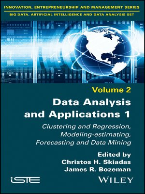 cover image of Data Analysis and Applications 1