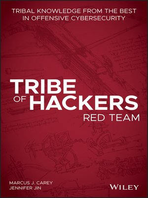 cover image of Tribe of Hackers Red Team
