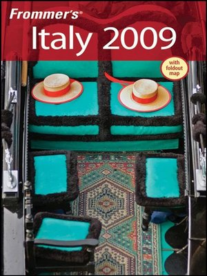 cover image of Frommer's® Italy 2009