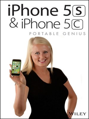 cover image of iPhone 5S and iPhone 5C Portable Genius